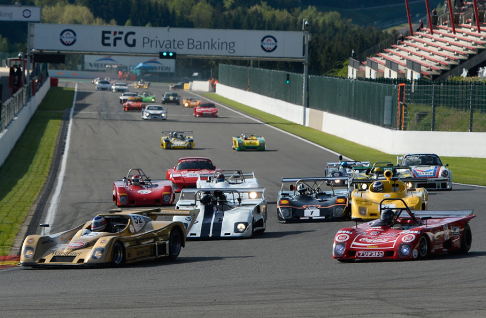 Spa Classic TBC May 2019