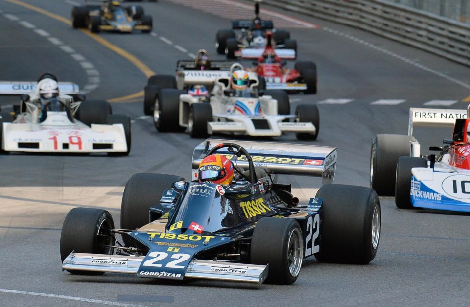 Historic Monaco Grand Prix Group Tour 9-16 May 2018