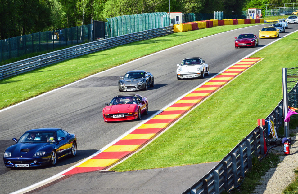 Spa Francorchamps Discovery Tour 30 April 2018