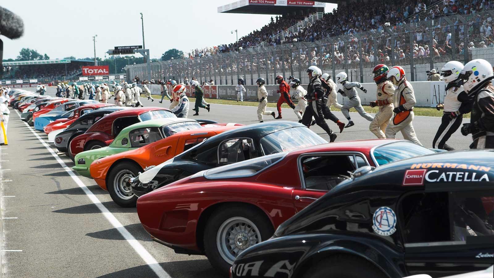 Le Mans Classic 1-4 July 2021