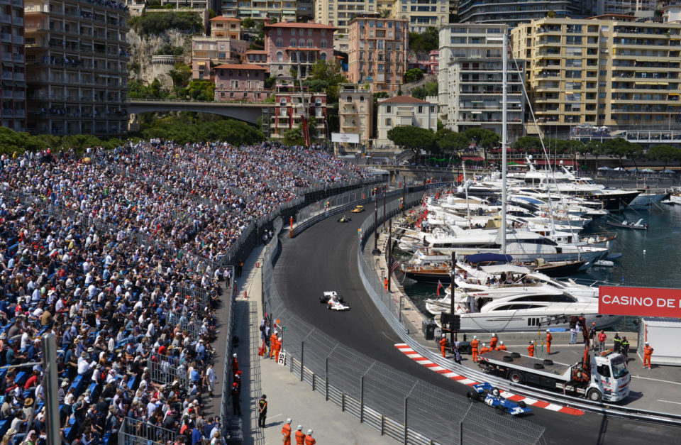 Historic Monaco Grand Prix 23-25 April 2021