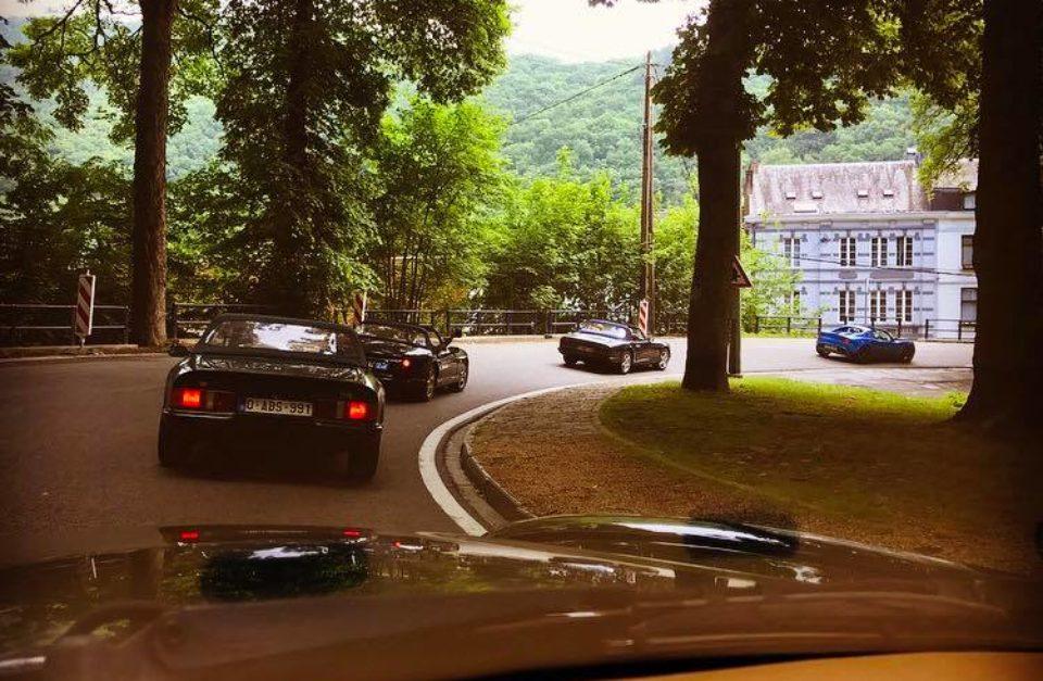 Belgium-Luxemburg TVRCC Black Forest & Vosges Tour 8-12 September 2018