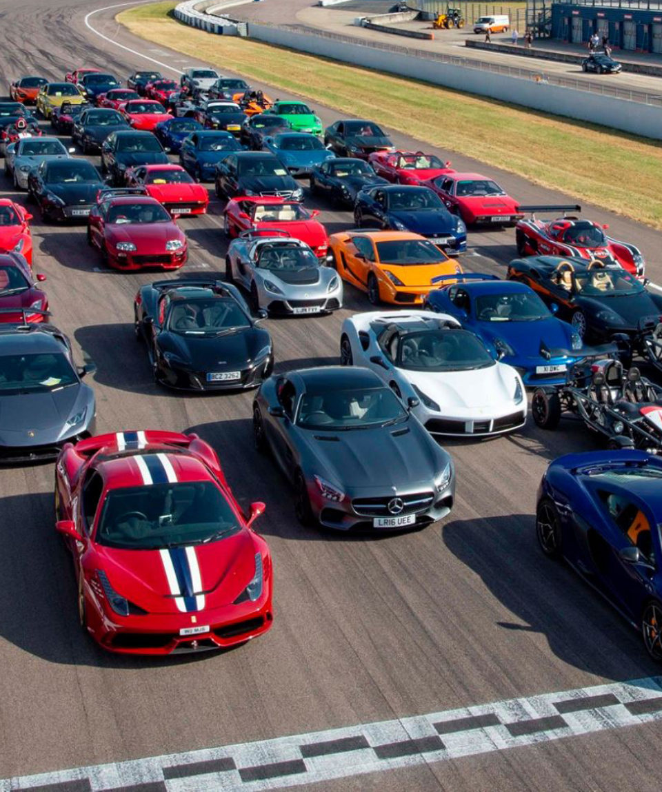The Supercar Event (Goodwood) 1 June 2019