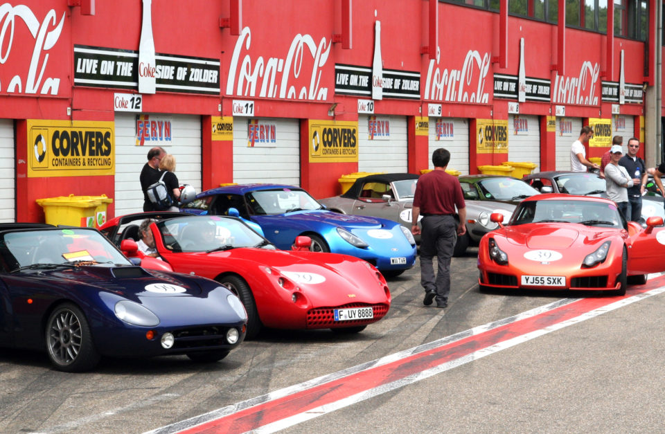 TVRCC Continental Meeting (Zolder) 22 May 2020