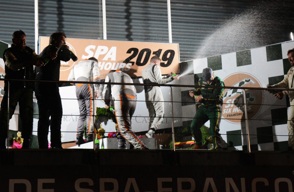 Spa Six Hours Group Tour 24-28 September 2020